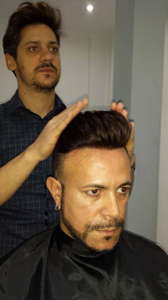 osmani laffita vlasy