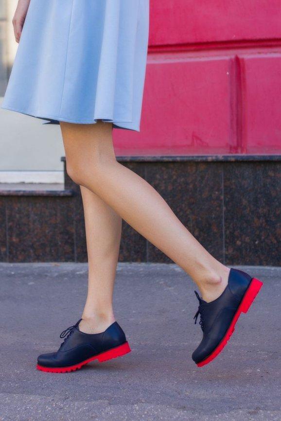Dnes už oxfordky běžně nosí i ženy   Shutterstock d81f4226fc