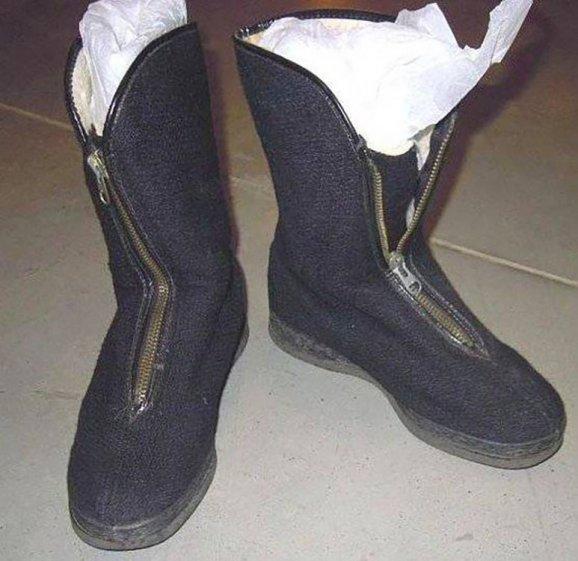 Móda před revolucí  Jaké boty jsme nosili a po jakých jsme toužili ... 4de30c634d