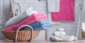 Jak docílit toho, aby byly vaše ručníky stále hebké a voňavé?