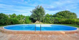 Jak správně zabezpečit na zahradě bazén