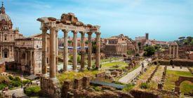 Vědci zjistili, že již staří Římané vypouštěli do ovzduší velké množství škodlivin